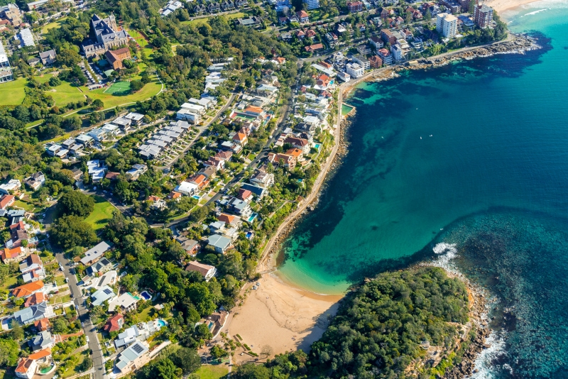 Manly Beach day trips from Sydney
