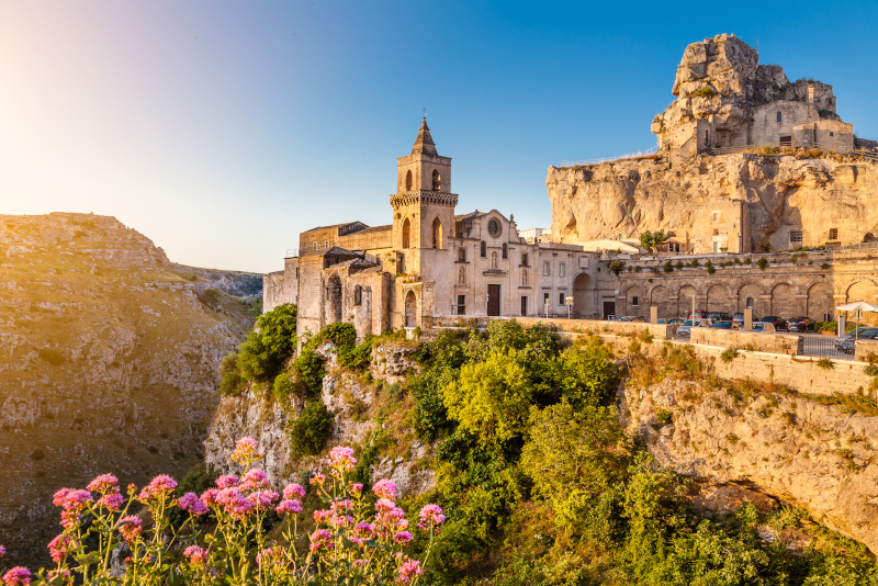 Matera day trips from Naples
