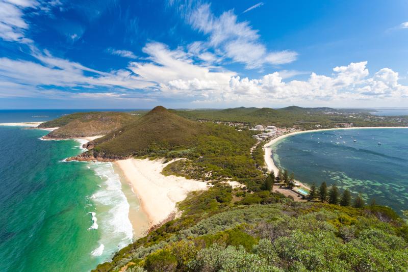 Excursiones de un día a Port Stephens desde Sydney
