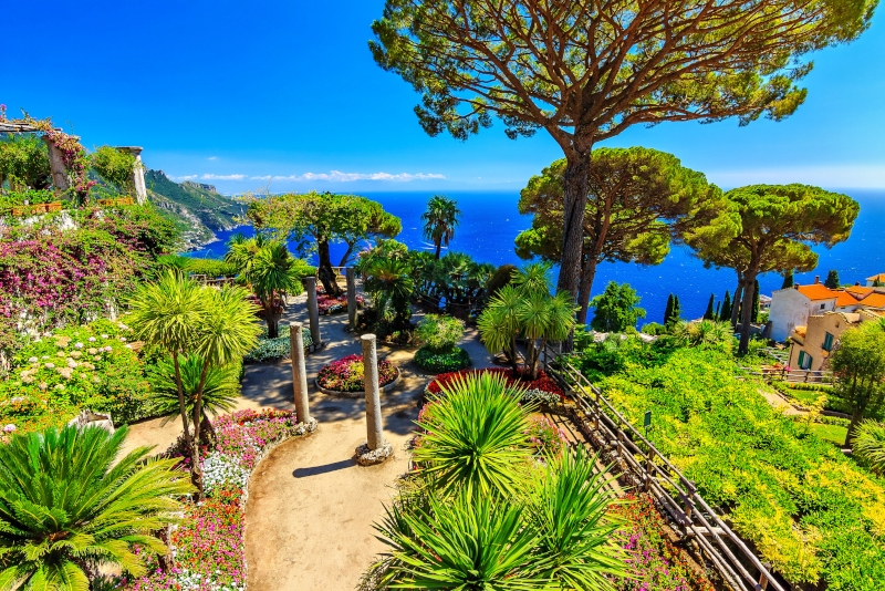 Ravello day trips from Naples