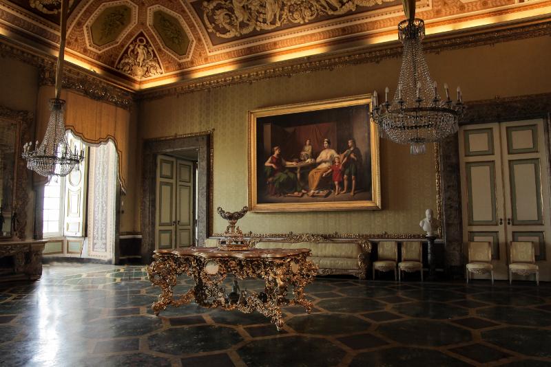 Meilleure période pour visiter le Palais Royal de Caserte