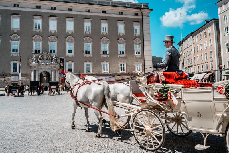 Salzburg #5 day trips from Munich