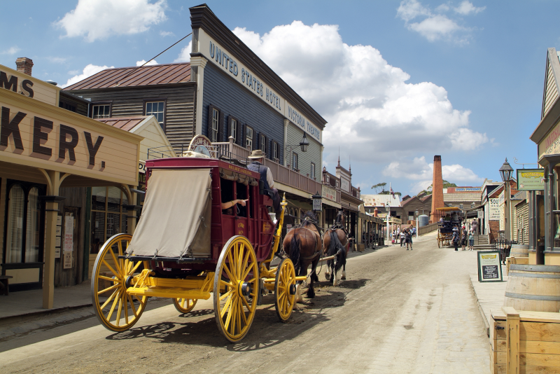 Sovereign Hill day trips from Melbourne