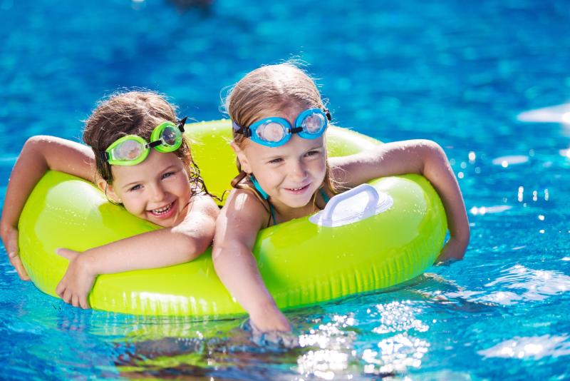 Splash Kingdom Waterpark # 22 parcs d'attractions en Californie