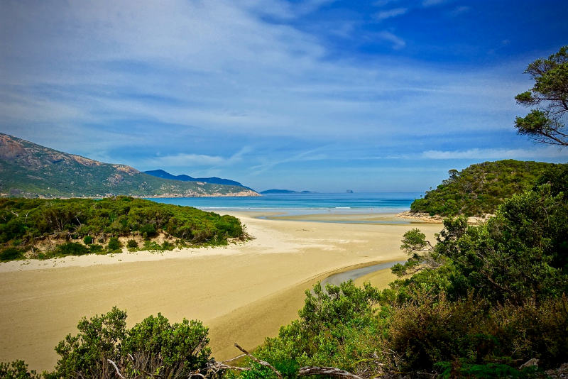 Wilsons Promontory National Park day trips from Melbourne
