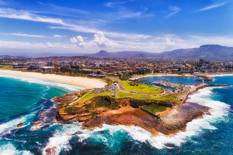 Wollongong day trips from Sydney