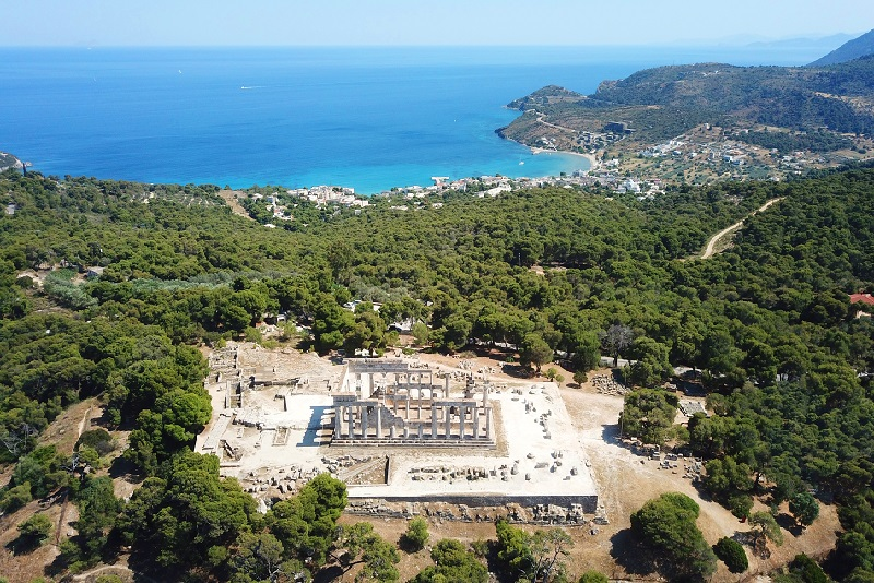 Ageina day trips from Athens
