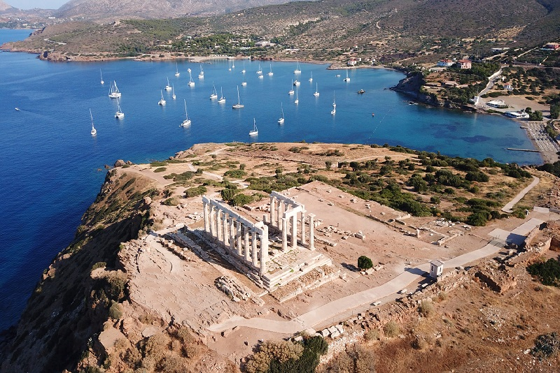 Cape Sounion day trips from Athens