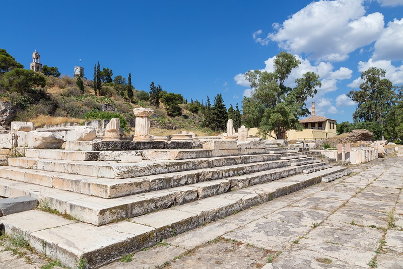 Eleusis day trips from Athens
