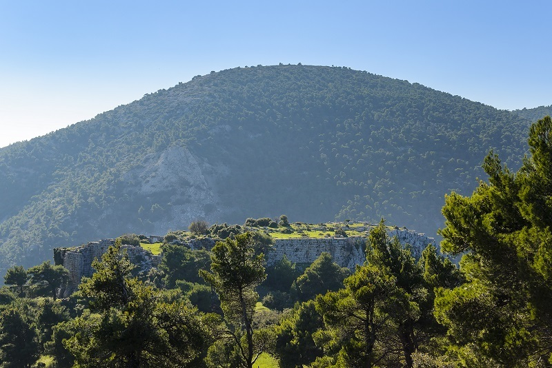 Mount Parnitha National Park day trips from Athens