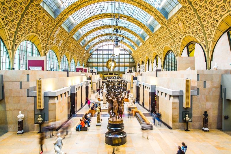 Prix des billets pour le musée d'Orsay
