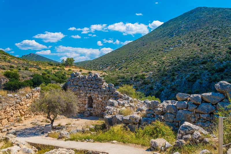Mycenae day trips from Athens