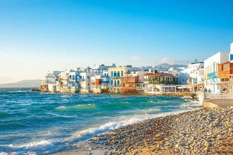 Mykonos day trips from Athens