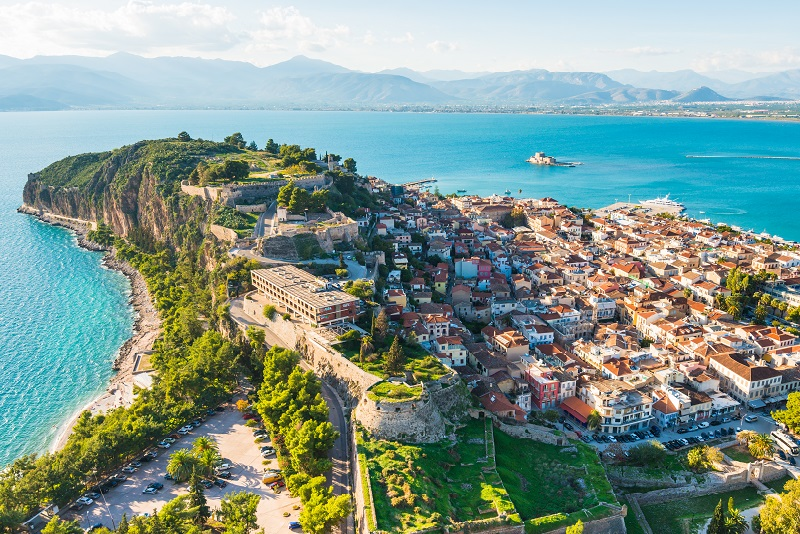 Nafplio day trips from Athens