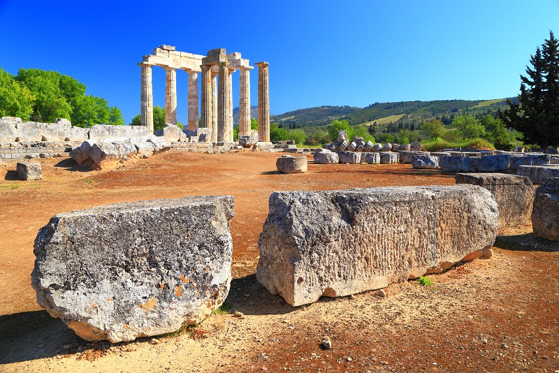 Nemea day trips from Athens