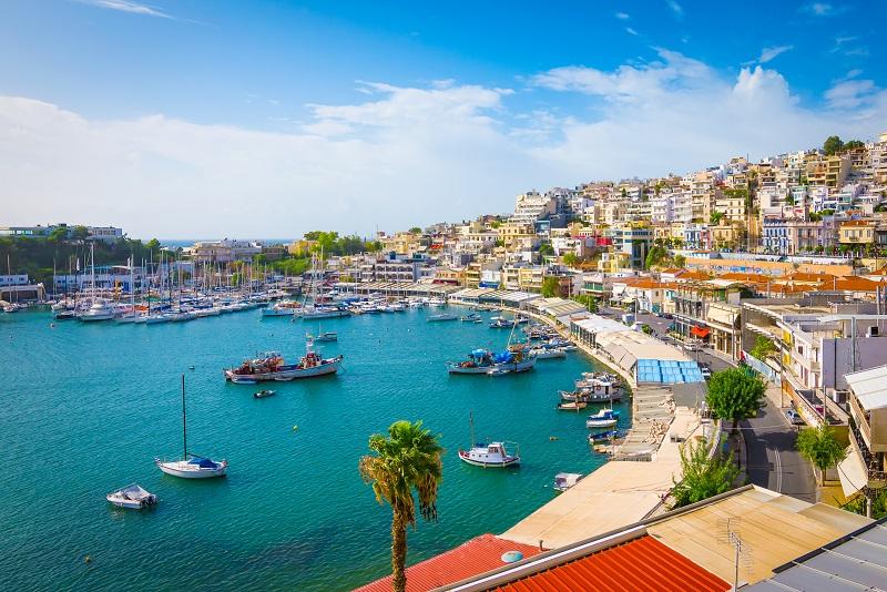 Piraeus day trips from Athens