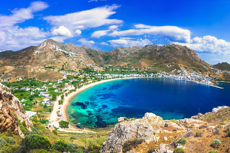 Serifos day trips from Athens