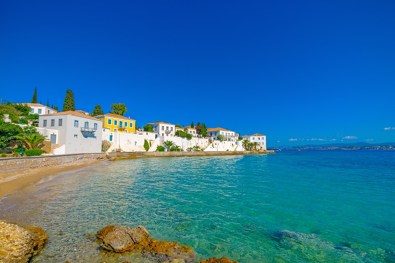 Spetses day trips from Athens