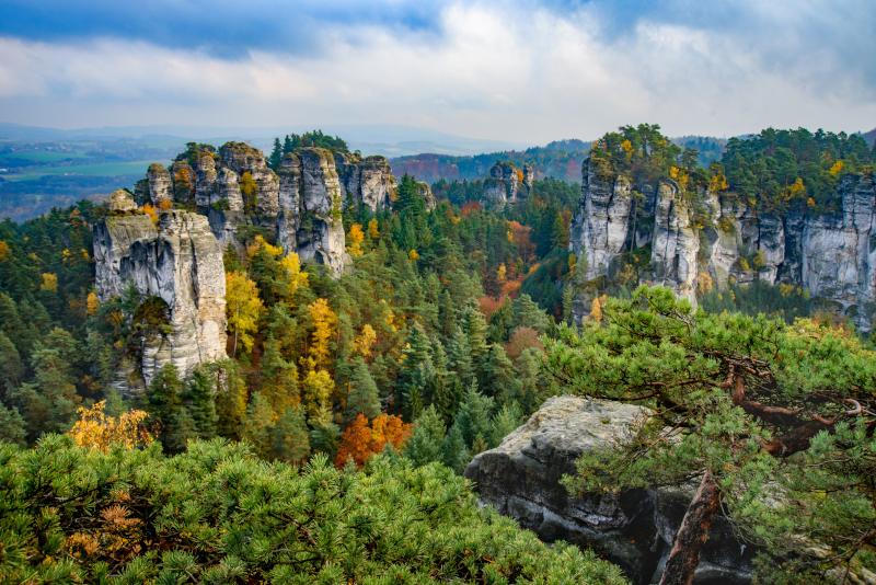 Excursiones de un día al paraíso checo desde Praga