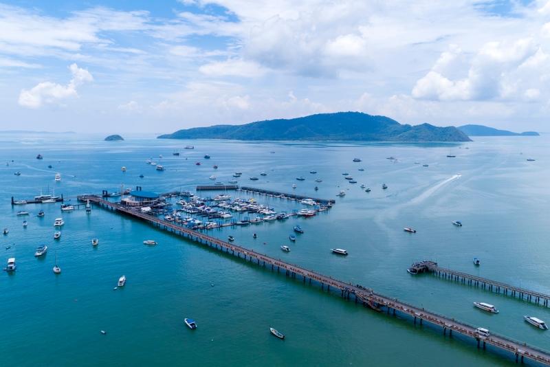 Am Chalong Pier