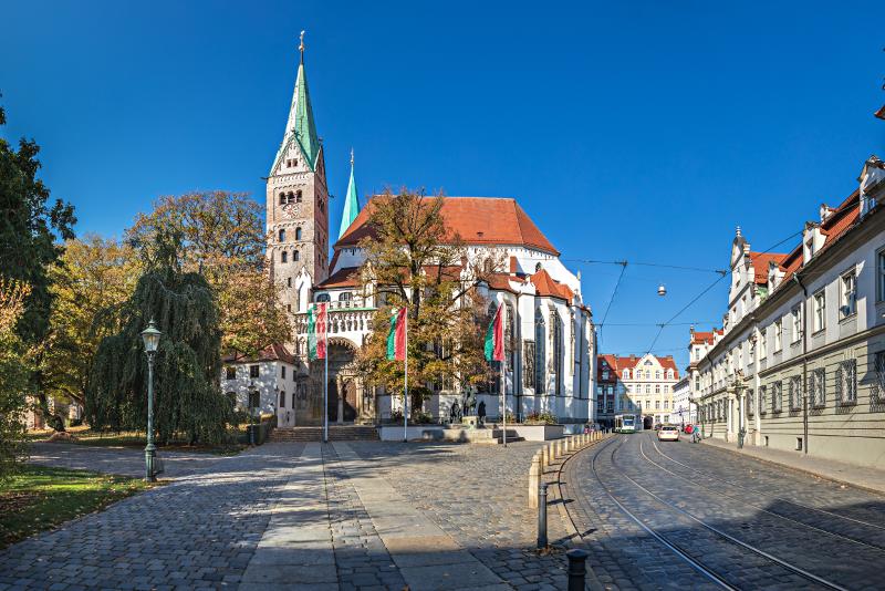 Augsburg #21 day trips from Munich
