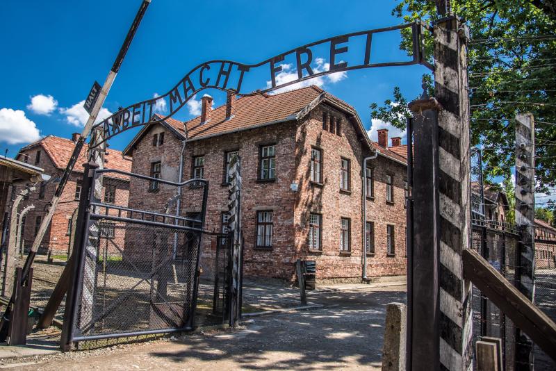 Auschwitz day trips from Prague
