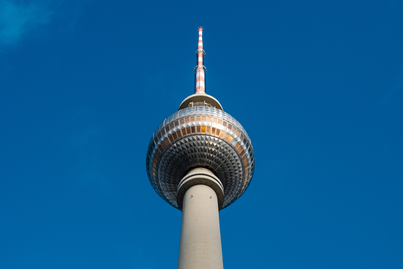 Berlin TV Tower opening hours