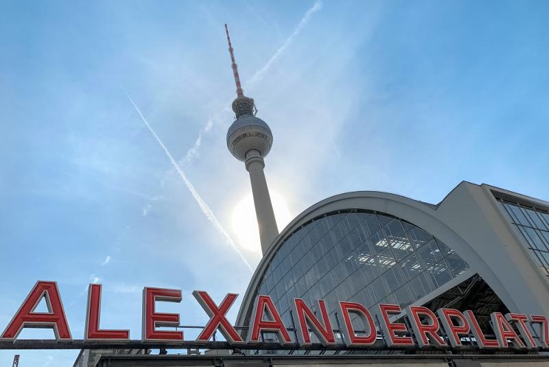 Berlin TV Tower travel tips