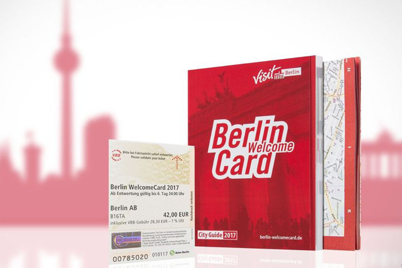 Berlin WelcomeCard