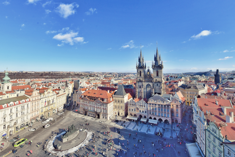 Brno day trips from Prague