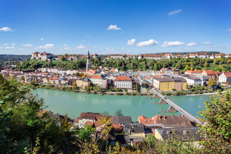 Burghausen #13 day trips from Munich