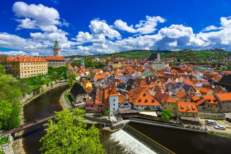 Cesky Krumlov Tagesausflüge von Prag