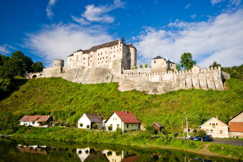 Cesky Sternberk day trips from Prague