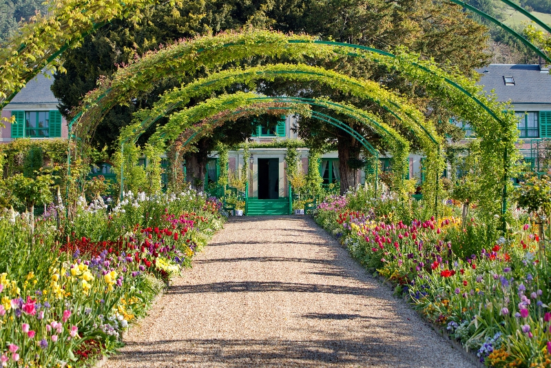 Giverny best time to visit