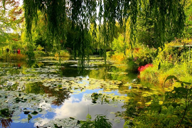 Excursion à Giverny depuis Paris - Itinéraire et temps de trajet
