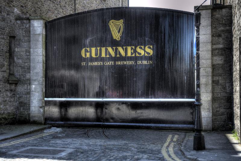 Guinness Storehouse opening hours