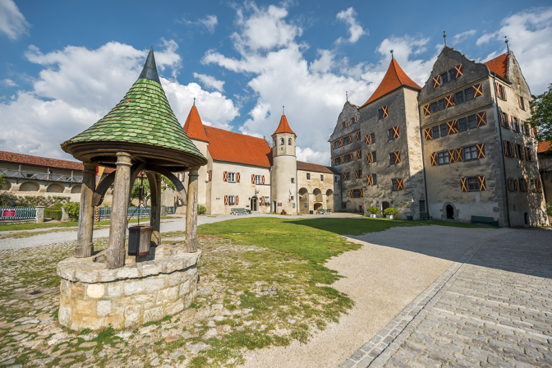 Harburg #14 day trips from Munich