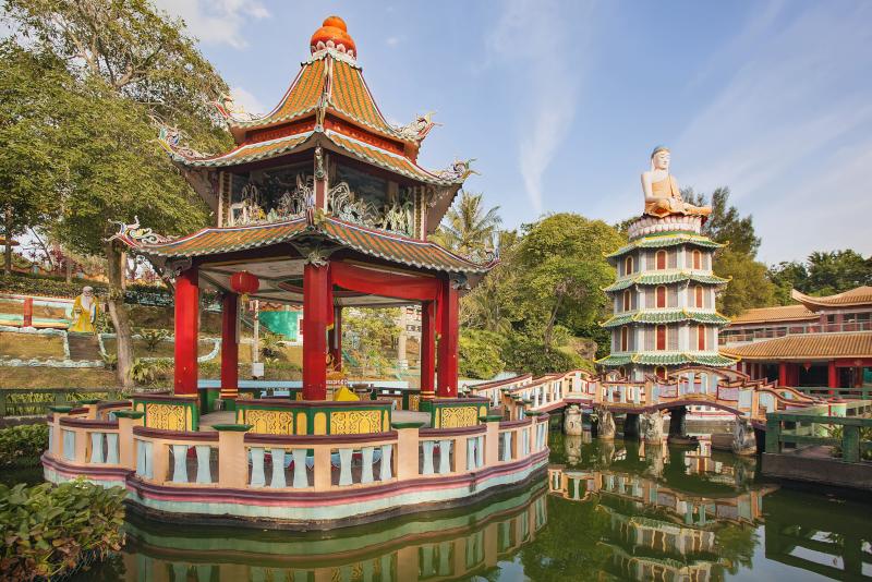 Haw Par Villa - N ° 13 des meilleurs parcs d'attractions à Singapour