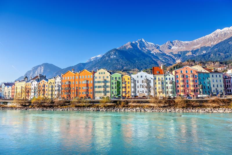 Innsbruck #7 day trips from Munich