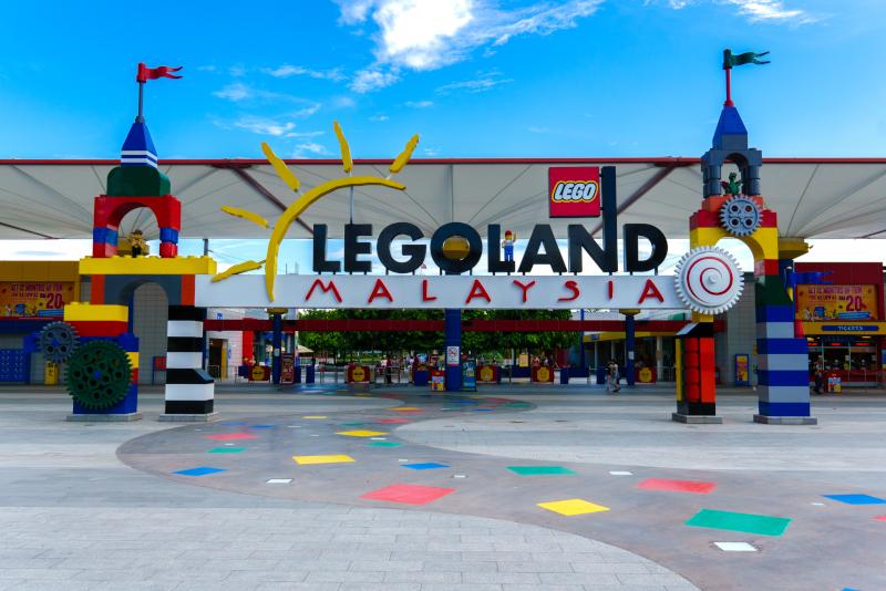 LEGOLAND Malaysia - N ° 10 des meilleurs parcs d'attractions à Singapour