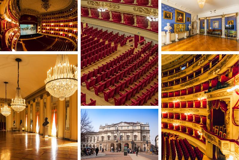 La Scala Theatre tour