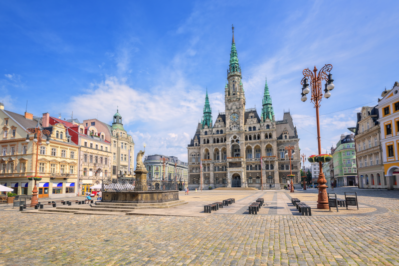 LIberec day trips from Prague