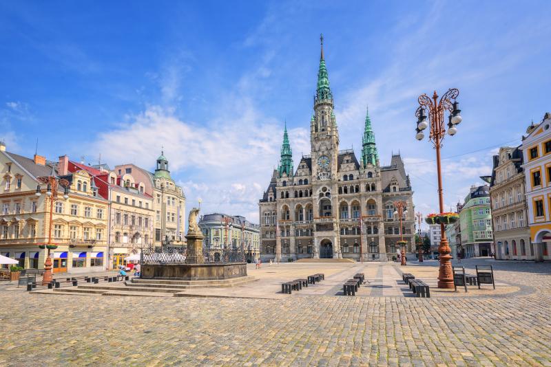 Liberec Tagesausflüge von Prag