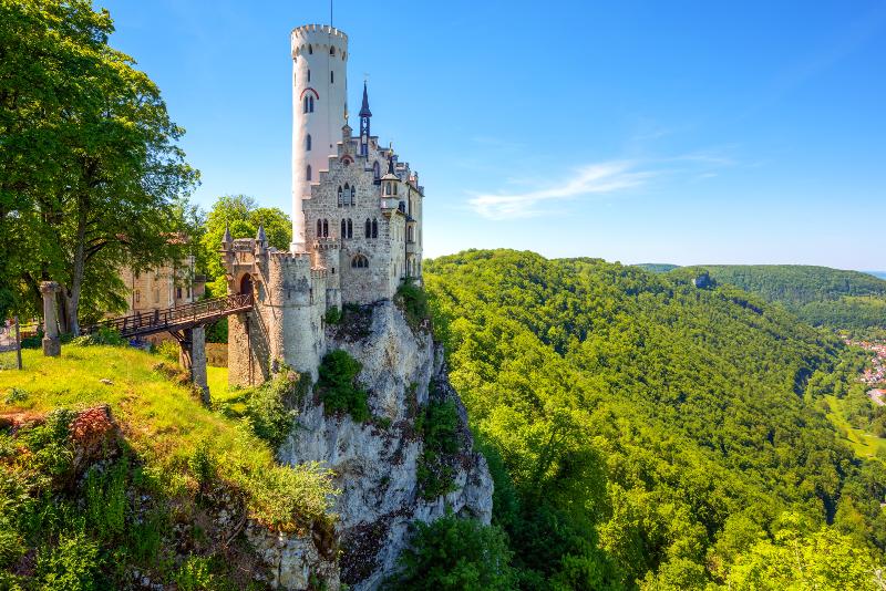 Lichtenstein Castle #24 day trips from Munich