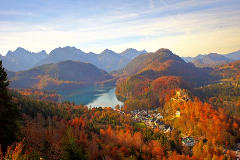 Oberammergau #16 day trips from Munich