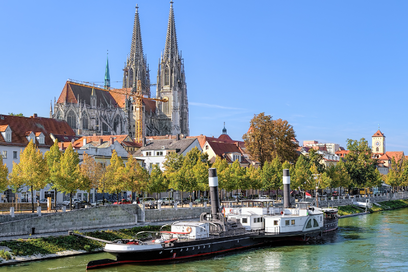 Regensburg #8 day trips from Munich