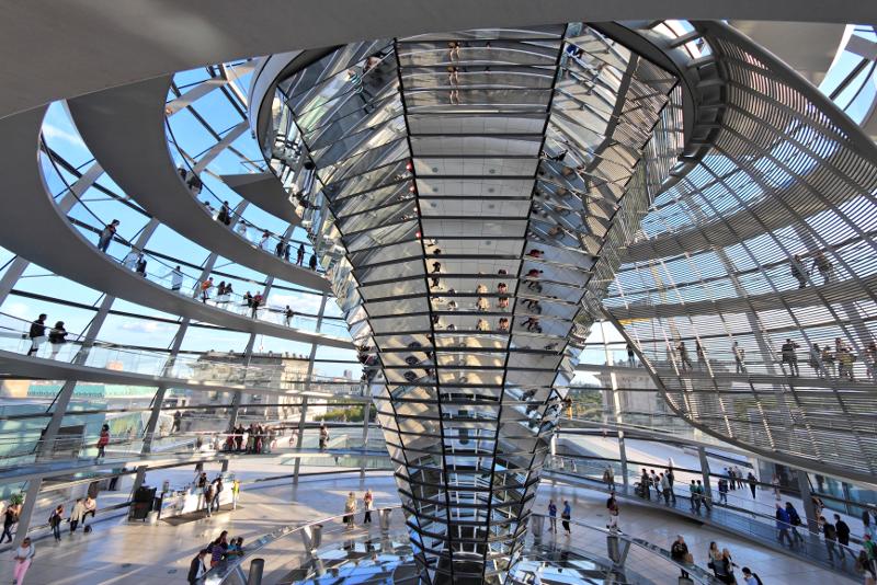 Precio entradas Reichstag