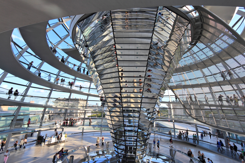 Prix des billets Reichstag
