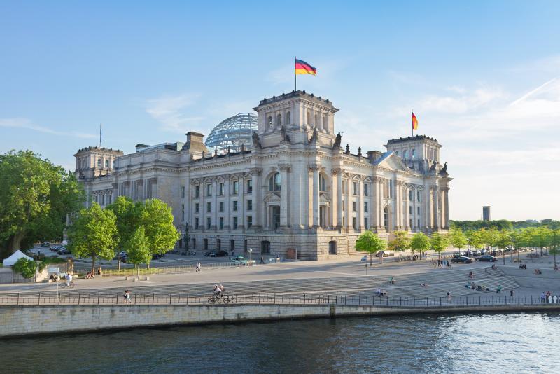 Consejos de viaje del Reichstag