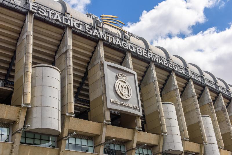 Horario de apertura del estadio Santiago Bernabéu